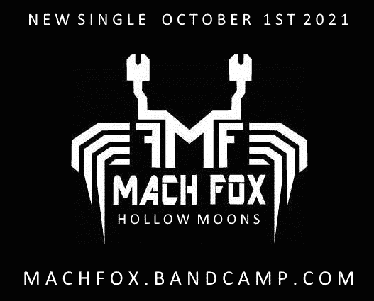 MACH FOX HOLLOW MOONS SINGLE ALBUMCOVER FINAL wDATEandBANDCAMP