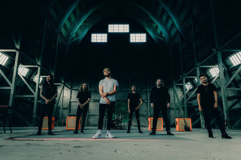 BETRAYING THE MARTYRS  – Black Hole (single/video)